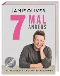 Coverbild 7 mal anders von Jamie Oliver, 9783831040919