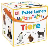 Coverbild Erstes Lernen Stapelwürfel. Tiere, 4260690440005