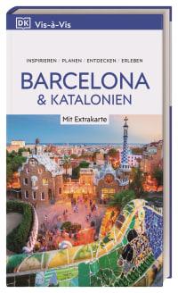 Coverbild Vis-à-Vis Reiseführer Barcelona & Katalonien, 9783734202957