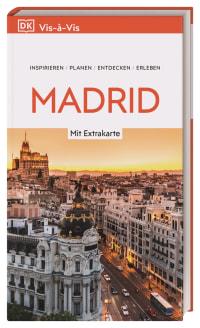 Coverbild Vis-à-Vis Reiseführer Madrid, 9783734202964