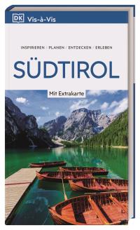 Coverbild Vis-à-Vis Reiseführer Südtirol, 9783734202971