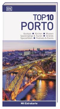 Coverbild Top 10 Reiseführer Porto, 9783734206252