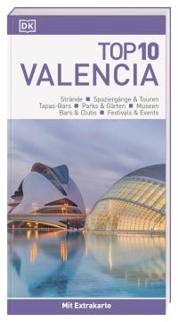 Coverbild Top 10 Reiseführer Valencia, 9783734206269