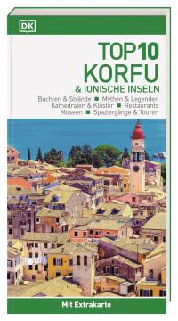 Coverbild Top 10 Reiseführer Korfu & Ionische Inseln, 9783734206276