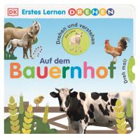 Coverbild Erstes Lernen Drehen. Auf dem Bauernhof, 9783831041824