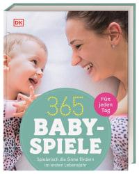 Coverbild 365 Babyspiele für jeden Tag von Susannah Steel, 9783831039098