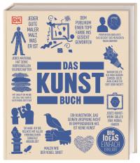 Coverbild Big Ideas. Das Kunst-Buch von Caroline Bugler, Ann Kramer, Maud Whatley, Iain Zaczek, Marcus Wee, 9783831035373