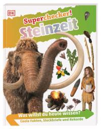 Coverbild Superchecker! Steinzeit von Klint Janulis, 9783831041183