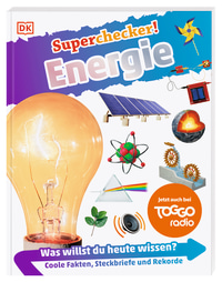 Coverbild Superchecker! Energie von Emily Dodd, 9783831041190