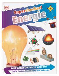 Coverbild Superchecker! Energie von Emily Dodd, 9783831041190