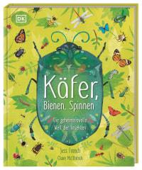 Coverbild Käfer, Bienen, Spinnen von Jess French, Claire McElfatrick, 9783831041213