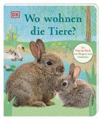 Coverbild Wo wohnen die Tiere?, 9783831041275