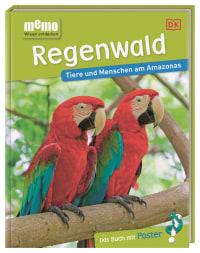 Coverbild memo Wissen entdecken. Regenwald von Tom Jackson, 9783831041381