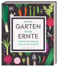 Coverbild Kleiner Garten - große Ernte von Lucy Chamberlain, 9783831041565