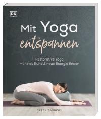 Coverbild Mit Yoga entspannen von Caren Baginski, 9783831041633