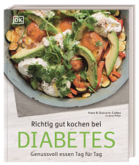 Coverbild Richtig gut kochen bei Diabetes von Giancarlo Caldesi, Katie Caldesi, 9783831041749