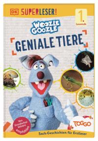Coverbild SUPERLESER! Woozle Goozle Geniale Tiere von Jörg Fischer, Christian Noß, 9783831041916