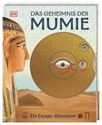 Coverbild Das Geheimnis der Mumie. Ein Escape-Abenteuer, 9783831041954