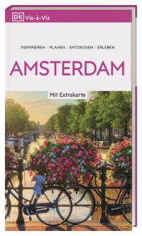 Coverbild Vis-à-Vis Reiseführer Amsterdam, 9783734202988