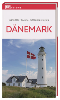 Coverbild Vis-à-Vis Reiseführer Dänemark, 9783734202995