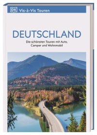 Coverbild Vis-à-Vis Touren Deutschland, 9783734203114