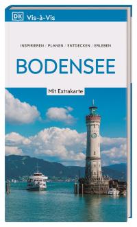 Coverbild Vis-à-Vis Reiseführer Bodensee, 9783734203121