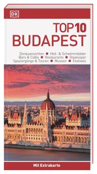 Coverbild Top 10 Reiseführer Budapest, 9783734206283