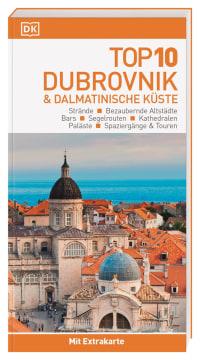 Coverbild Top 10 Reiseführer Dubrovnik & Dalmatinische Küste, 9783734206290