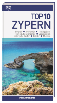 Coverbild Top 10 Reiseführer Zypern, 9783734206306