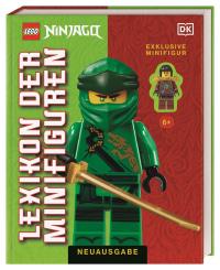 Coverbild LEGO® NINJAGO® Lexikon der Minifiguren. Neuausgabe, 9783831041473