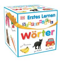 Coverbild Erstes Lernen - Stapelwürfel Wörter, 4260690440012