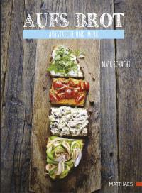 Coverbild Aufs Brot von Maik Schacht, 9783985410262