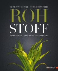 Coverbild Rohstoff von Heiko Antoniewicz, Adrien Hurnungee, 9783985410286