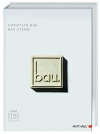 Coverbild bau.steine von Christian Bau, 9783985410392