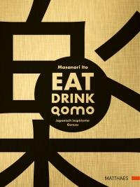 Coverbild Eat Drink Qomo von Masanori Ito, 9783985410439