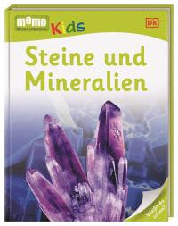 Coverbild memo Kids. Steine und Mineralien, 9783831025961