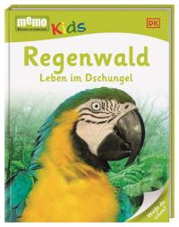 Coverbild memo Kids. Regenwald, 9783831027071