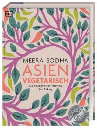Coverbild Asien vegetarisch von Meera Sodha, 9783831038848