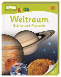 Coverbild memo Kids. Weltraum, 9783831025985