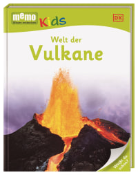 Coverbild memo Kids. Welt der Vulkane, 9783831026005