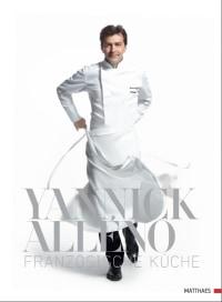 Coverbild Französische Küche von Yannick Alléno, 9783985410125