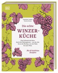 Coverbild Die echte Winzerküche von Christiane Leesker, 9783831038671