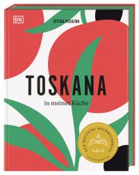 Coverbild Toskana in meiner Küche von Cettina Vicenzino, 9783831041725