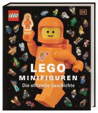 Coverbild LEGO® Minifiguren Die offizielle Geschichte von Simon Hugo, Daniel Lipkowitz, Gregory Todd Farshtey, 9783831042012