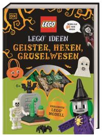 Coverbild LEGO® Ideen Geister, Hexen, Gruselwesen von Julia March, 9783831042029
