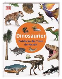 Coverbild Dinosaurier von Dean Lomax, 9783831042142
