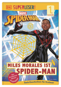 Coverbild SUPERLESER! MARVEL Spider-Man Miles Morales ist Spider-Man, 9783831042265