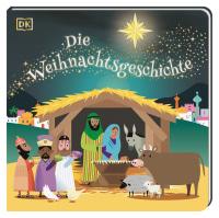 Coverbild Die Weihnachtsgeschichte, 9783831042326