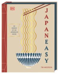 Coverbild Japaneasy von Tim Anderson, 9783831042531