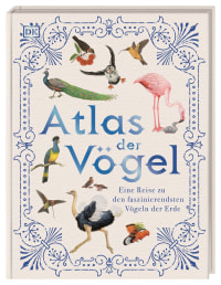 Coverbild Atlas der Vögel von Barbara Taylor, Richard Orr, 9783831042579